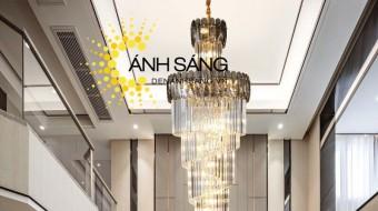 Địa chỉ mua đèn trang trí cầu thang tại Hà Nội chính hãng, giá tốt