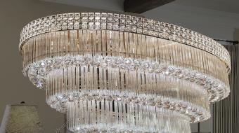 Các kiểu đèn led ốp trần thạch cao: Ưu điểm và bảng giá