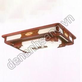 Đèn mâm ốp Gỗ A2G-EUMG-001