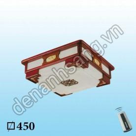 Đèn mâm ốp gỗ A2G-EUMG-005