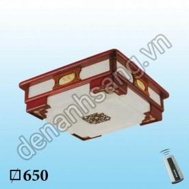 Đèn mâm ốp gỗ A2G-EUMG-007