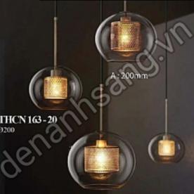 Đèn thả thuỷ tinh A3TT-THCN163-20