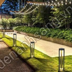 Đèn trụ sân vườn cao cấp A7NT-AD004