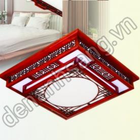 Đèn ốp trần gỗ A2G-HOTG014